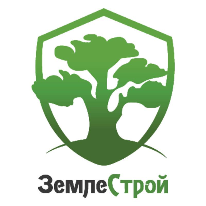 Логотип «ЗемлеСтрой»